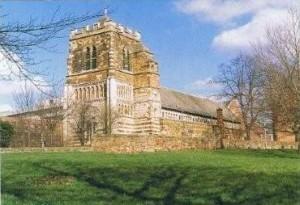St Peter's Church Northampton